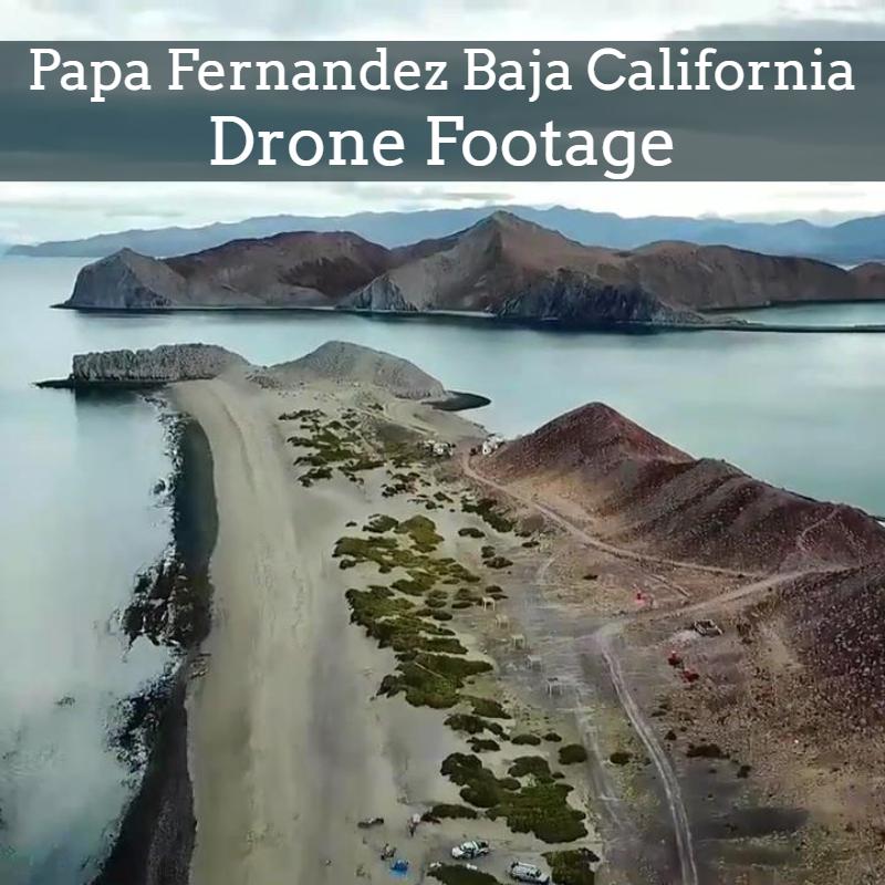 Drone Picture Papa Fernandez