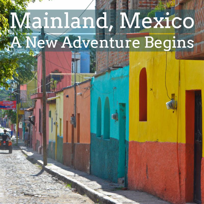 mainland mexico